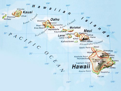 hawaiian-islands-map